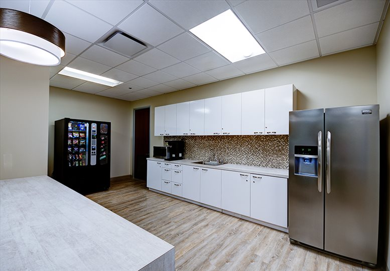 This is a photo of the office space available to rent on Valliance Plaza, 5900 Lake Forest Dr
