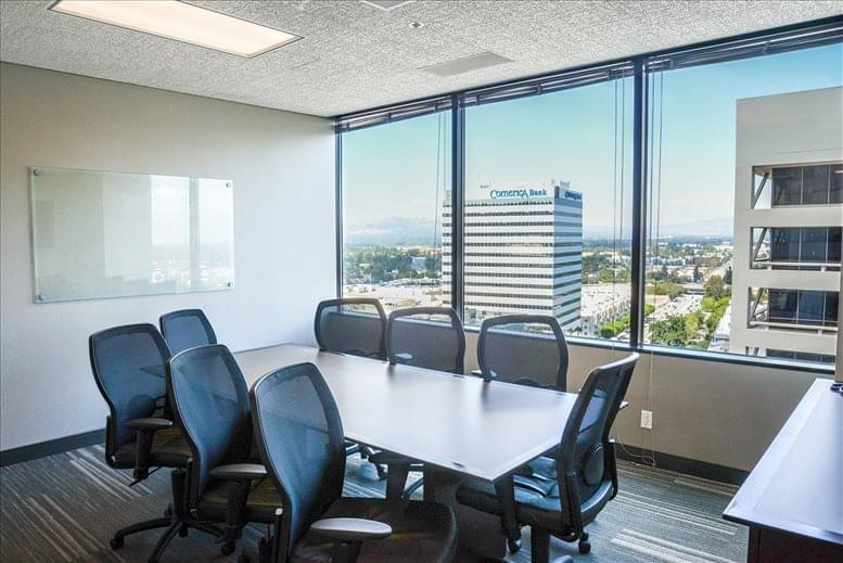 Valley Executive Tower, 15260 Ventura Blvd Office for Rent in Sherman Oaks