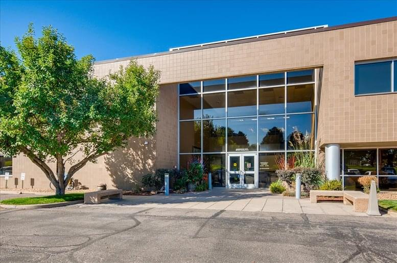 Denver Tech Center available for companies in Greenwood Village