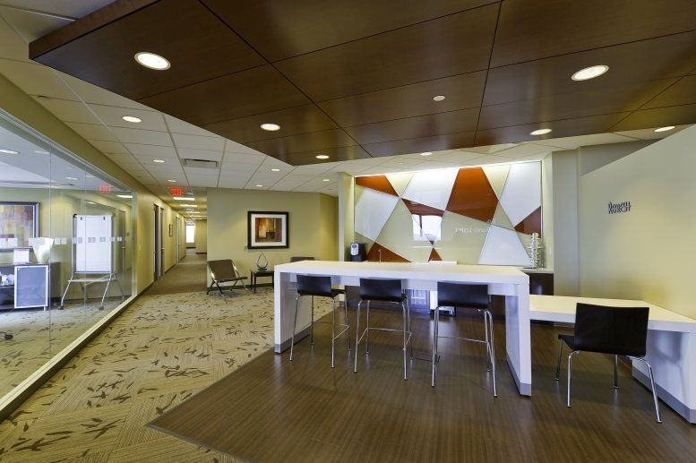 This is a photo of the office space available to rent on Merrill Lynch Building, 101 Hudson Street, 21st Fl, Exchange Place, Waterfront