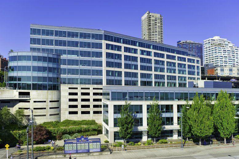 2211 Elliott Ave Office Space - Seattle
