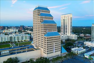 Photo of Office Space on Bank of America Center,23rd Fl,390 N Orange Ave Orlando