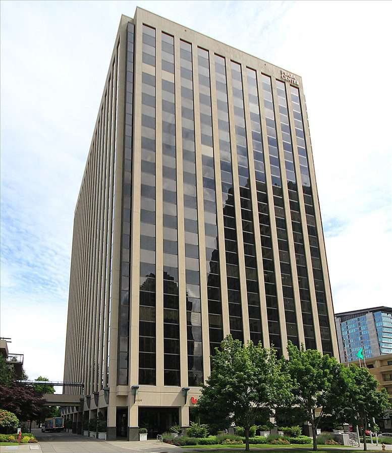 The Plaza Buildings, 10900 Northeast 8th Street Office Space - Bellevue
