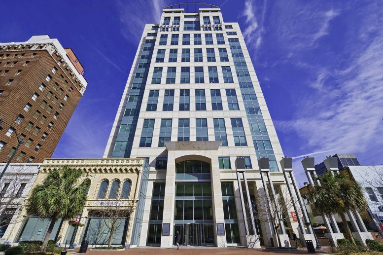 Meridian Building available for companies in Columbia