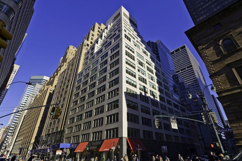 477 Madison Ave, Plaza District, Midtown East, Manhattan Office Space - NYC