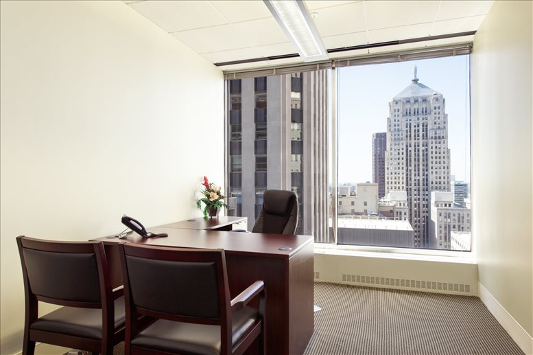 Photo of Office Space on Harris Bank Addition II, 26th Fl, 115 S LaSalle St Chicago