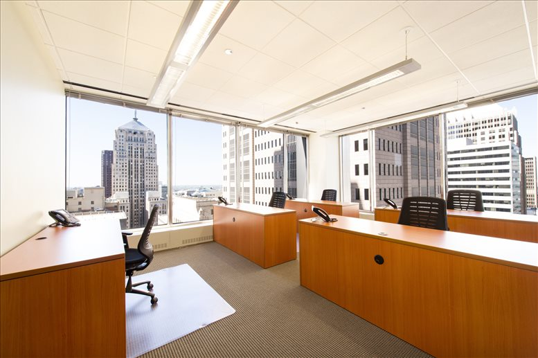 Picture of Harris Bank Addition II, 26th Fl, 115 S LaSalle St Office Space available in Chicago
