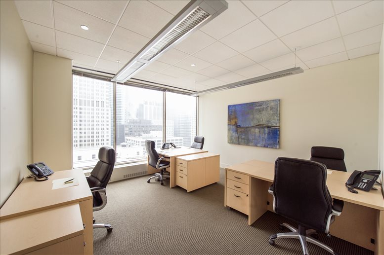 Photo of Office Space available to rent on Harris Bank Addition II, 26th Fl, 115 S LaSalle St, Chicago