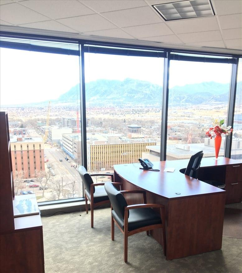 121 S. Tejon Street available for companies in Colorado Springs