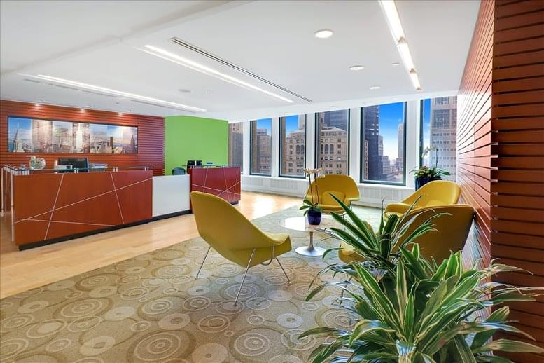 MetLife Building, 200 Park Ave, 17th Fl, Midtown Office Space - NYC