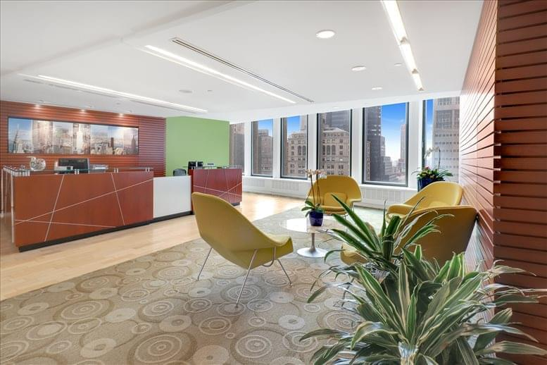This is a photo of the office space available to rent on MetLife Building, 200 Park Ave, 17th Fl, Midtown