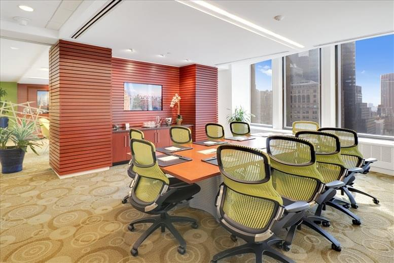 Office for Rent on MetLife Building, 200 Park Ave, 17th Fl, Midtown NYC