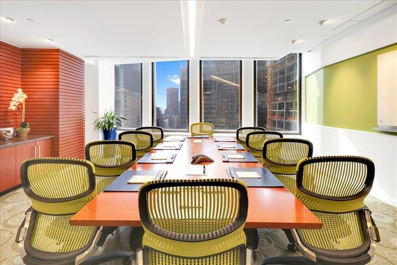 Photo of Office Space available to rent on MetLife Building, 200 Park Ave, 17th Fl, Midtown, NYC