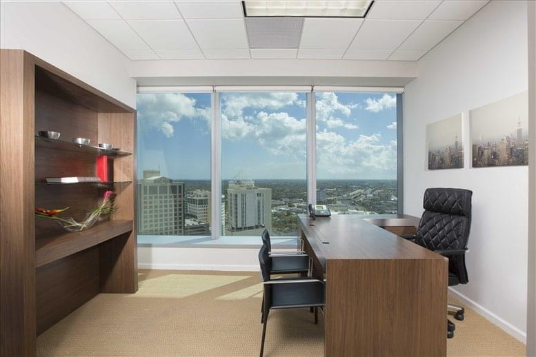 This is a photo of the office space available to rent on 8950 SW 74 Ct, Dadeland