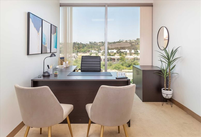 This is a photo of the office space available to rent on 27201 Puerta Real