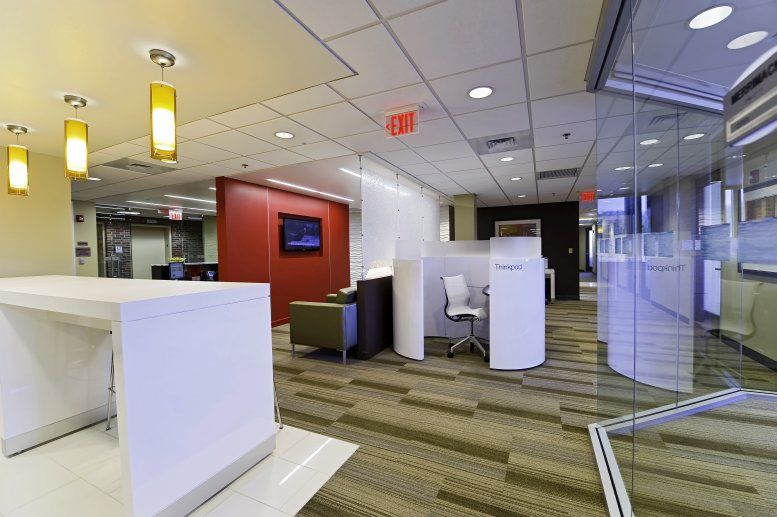This is a photo of the office space available to rent on 1 Tara Blvd
