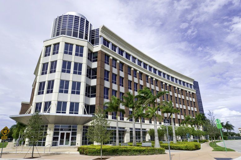 8333 NW 53rd St Office Space - Doral