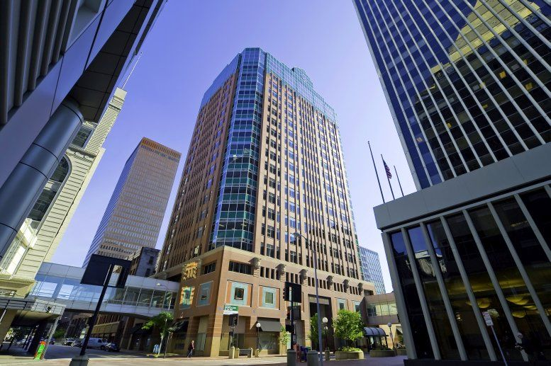 HUB Tower available for companies in Des Moines