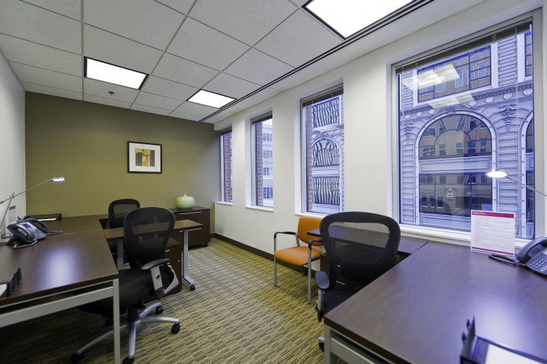 Photo of Office Space on HUB Tower, 699 Walnut St, 4th Fl, Downtown Des Moines Des Moines