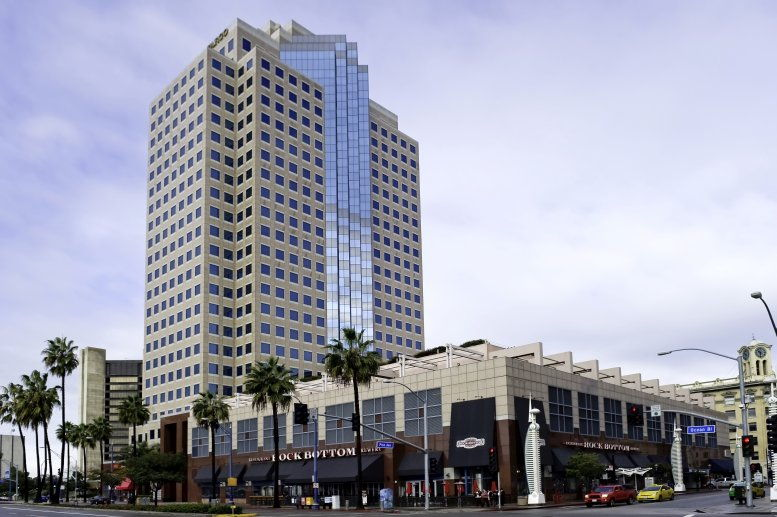 111 West Ocean Blvd. available for companies in Long Beach