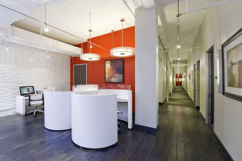 This is a photo of the office space available to rent on 411 Lafayette St, NoHo, Downtown, Manhattan