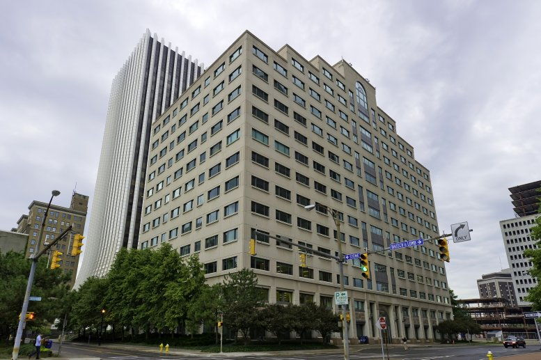 510 Clinton Square Office Space - Rochester