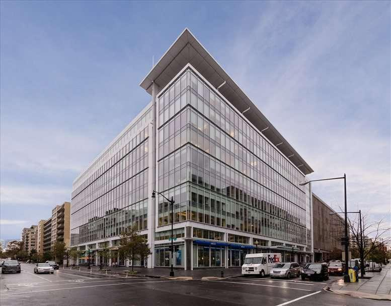 2101 L St Northwest, West End, Downtown DC Office Space - Washington DC