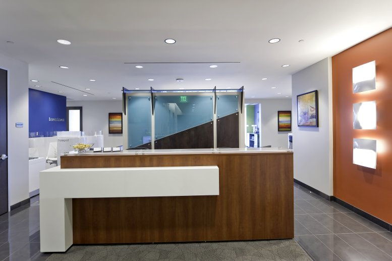 Photo of Office Space on DiamondView Tower, 350 10th Ave, 10th Fl, East Village San Diego