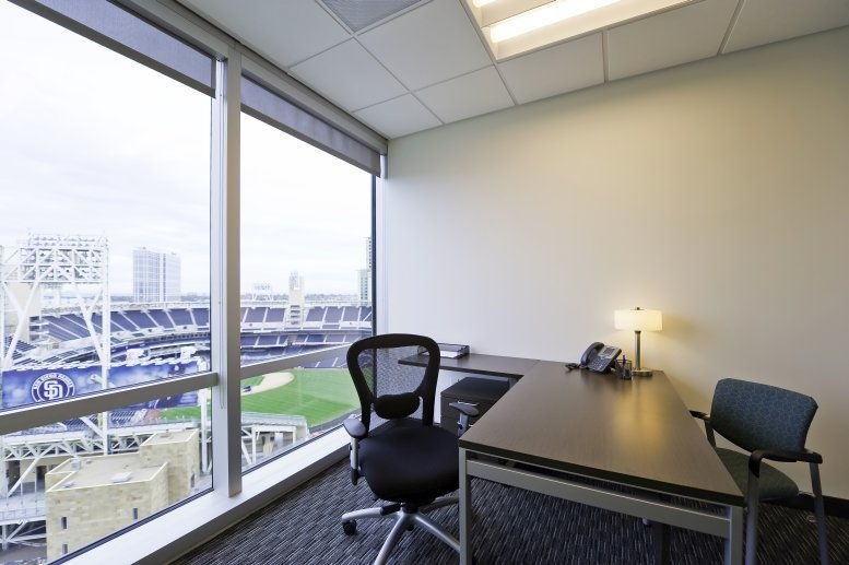 DiamondView Tower, 350 10th Ave, 10th Fl, East Village Office for Rent in San Diego