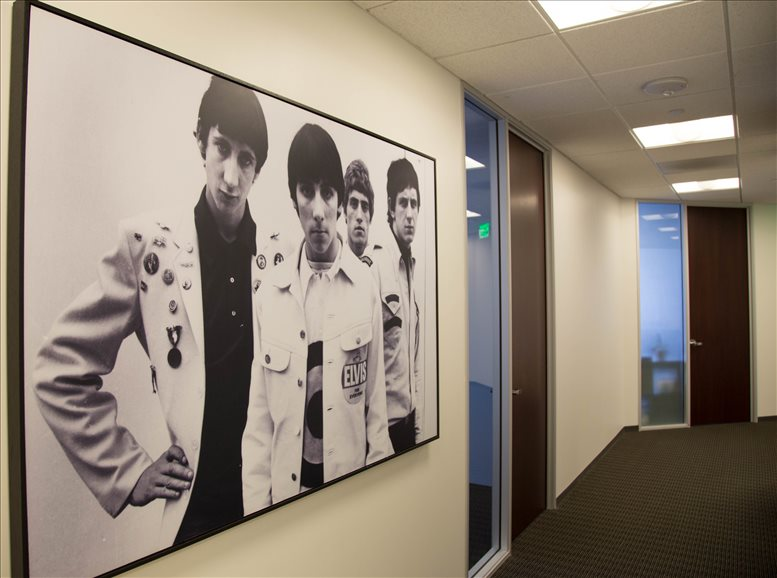 This is a photo of the office space available to rent on One America Plaza, 600 W Broadway, Suite 700