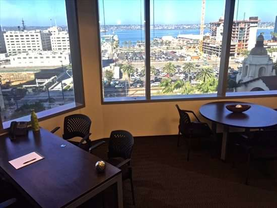Photo of Office Space on One America Plaza, 600 W Broadway San Diego