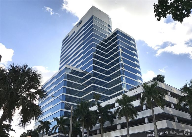 Broward Financial Centre available for companies in Fort Lauderdale