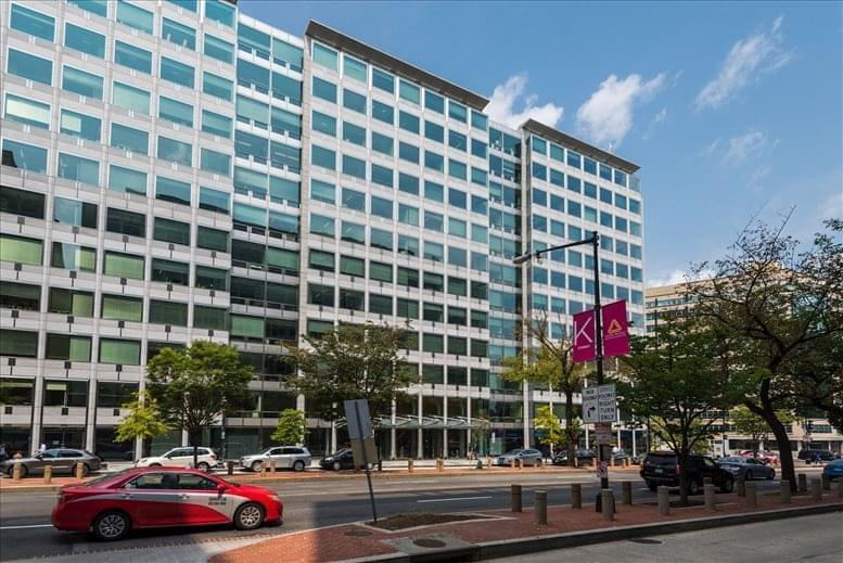 1717 K St NW, Downtown DC Office Space - Washington DC