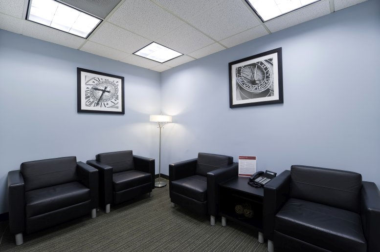 This is a photo of the office space available to rent on Waterview Plaza, Suite 310, 2001 Route 46