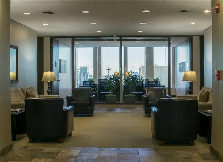 Safeco Plaza, 1001 4th Ave, 32nd Fl Office for Rent in Seattle