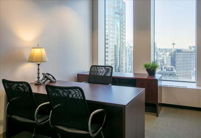 Picture of Safeco Plaza, 1001 4th Ave, 32nd Fl, Downtown Office Space available in Seattle