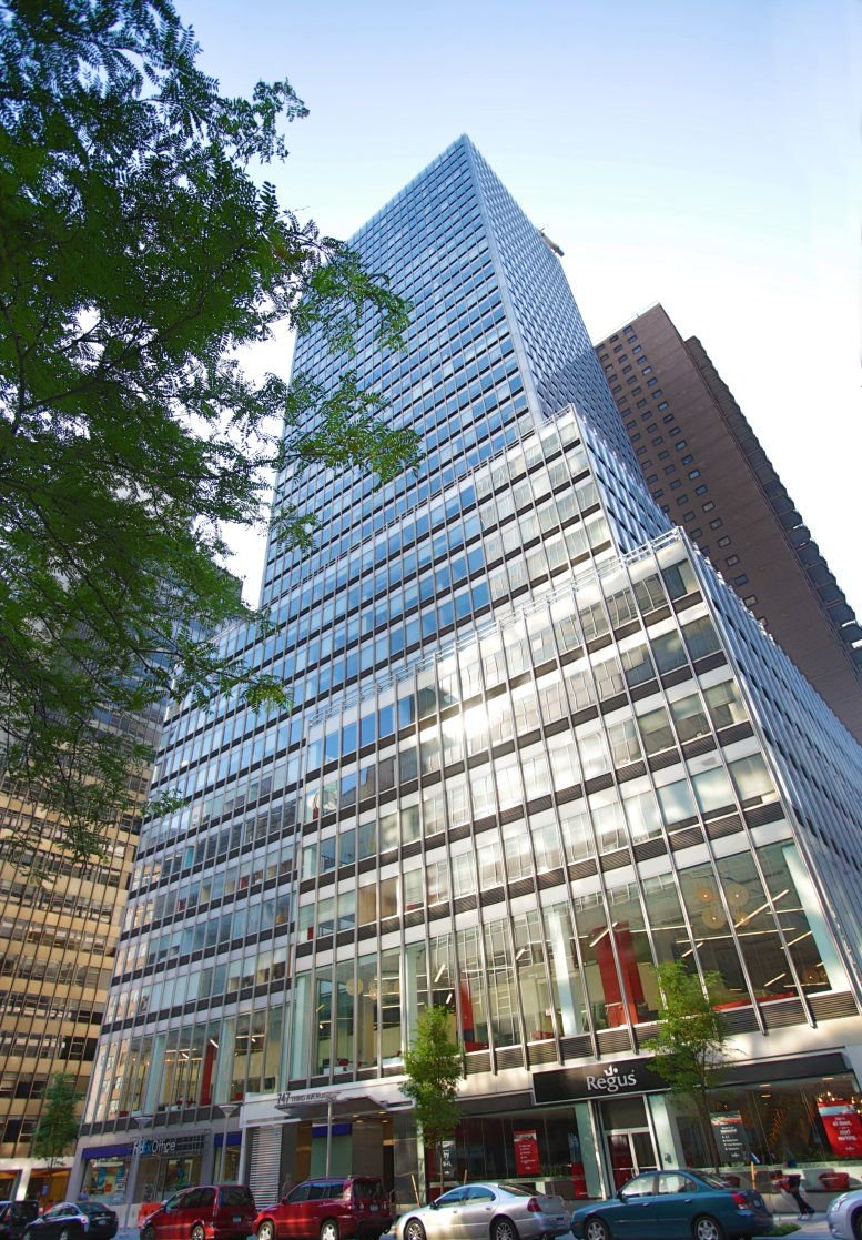 747 Third Avenue, Manhattan Office Space - NYC