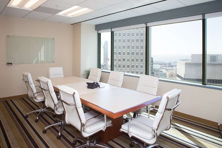 Photo of Office Space on One Sansome St, Financial District San Francisco