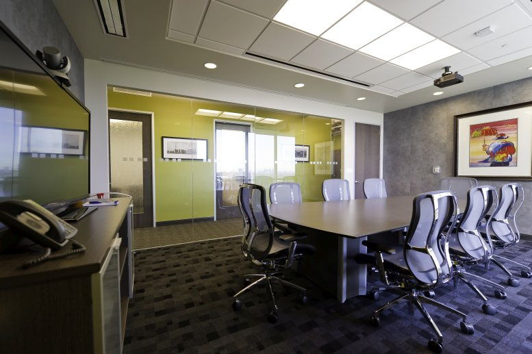 Picture of 8560 W Sunset Blvd Office Space available in West Hollywood