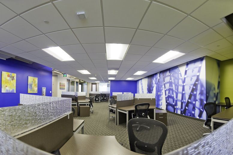 This is a photo of the office space available to rent on 8560 W Sunset Blvd