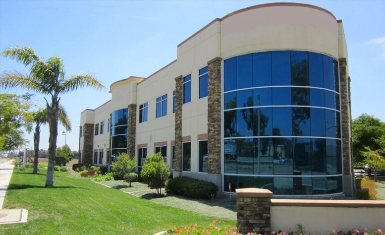 This is a photo of the office space available to rent on 1500 Palma Dr
