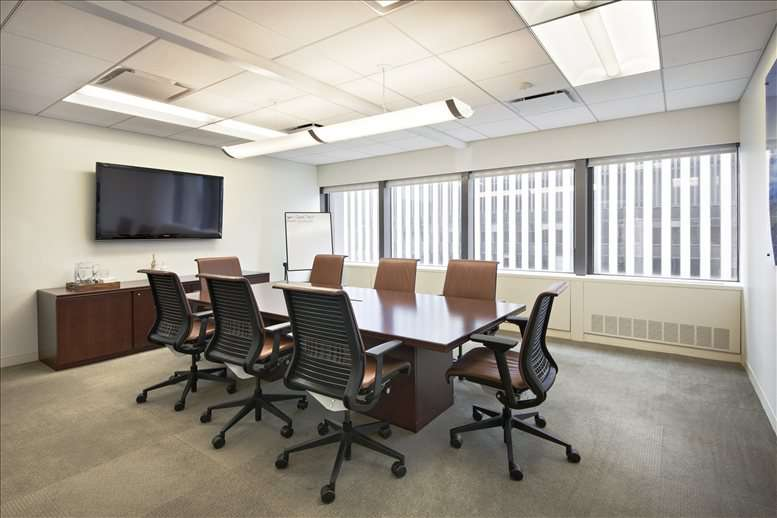 This is a photo of the office space available to rent on 1271 Avenue of The Americas, 43rd Floor