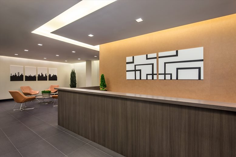 Photo of Office Space on 14 Penn Plaza, 225 W 34th St, Chelsea, Midtown Manhattan