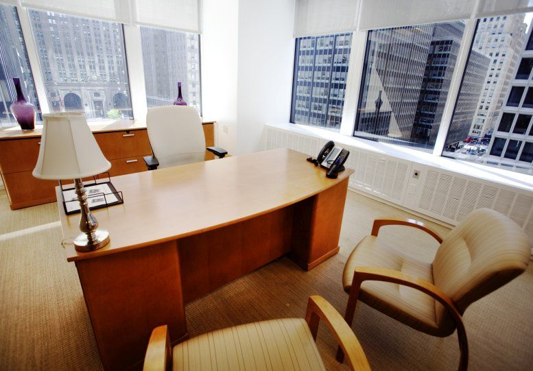 299 Park Ave, Midtown, Manhattan Office Images