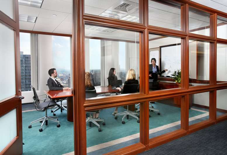 Photo of Office Space on One Boston Place, 26th Fl, Financial District Boston