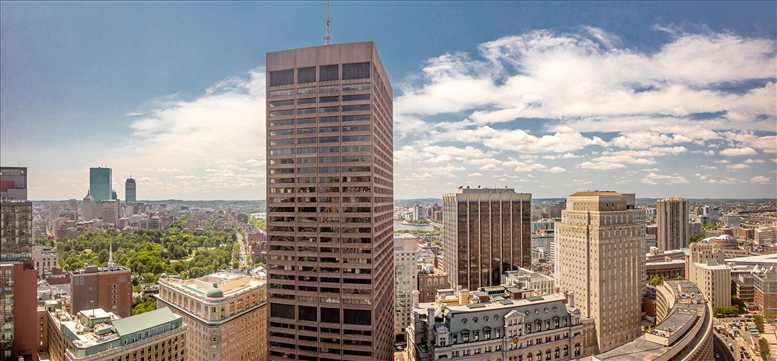 Photo of Office Space available to rent on One Boston Place, 26th Fl, Financial District, Boston