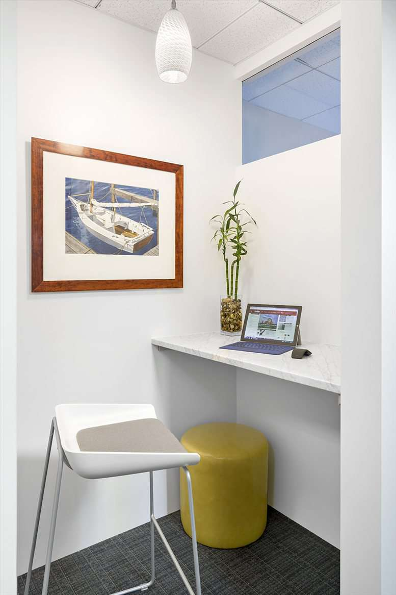 This is a photo of the office space available to rent on One Boston Place, 26th Fl, Financial District