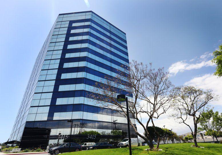 Sepulveda Center, 3415 S Sepulveda Blvd Office Space - Los Angeles