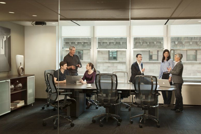 Photo of Office Space available to rent on 555 Madison Ave, Midtown, Manhattan, NYC