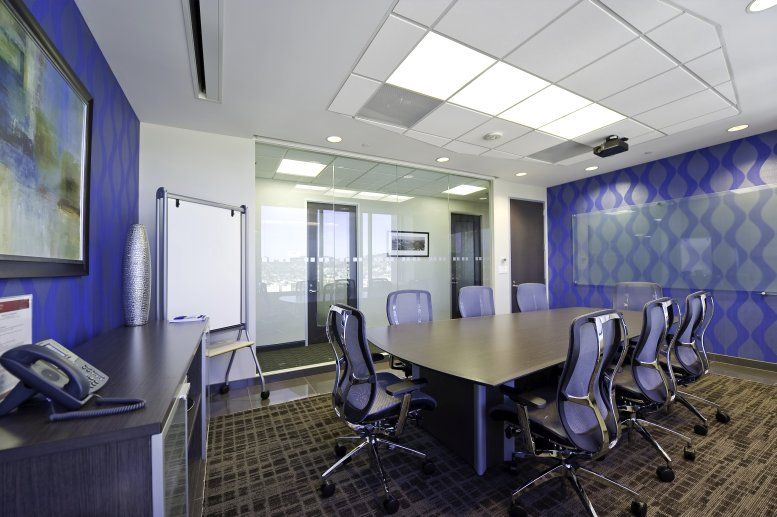 Picture of 5670 Wilshire Blvd, 18th Fl, Miracle Mile Office Space available in Los Angeles